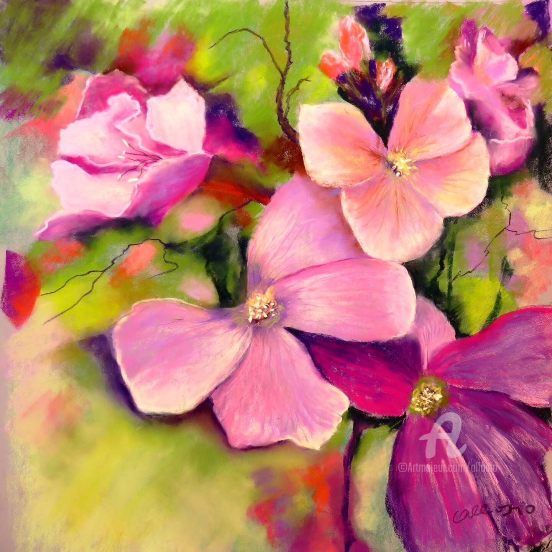 Claudette Allosio - Floralies een mai