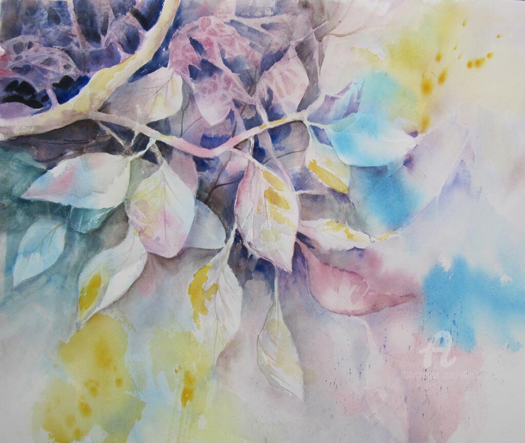 Claudette Allosio - Enchevêtrement-floral.jpg