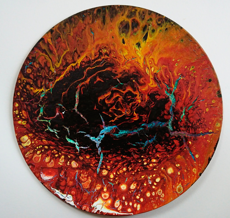 Claudette Allosio - Notre planète ?#artistsupportpledge