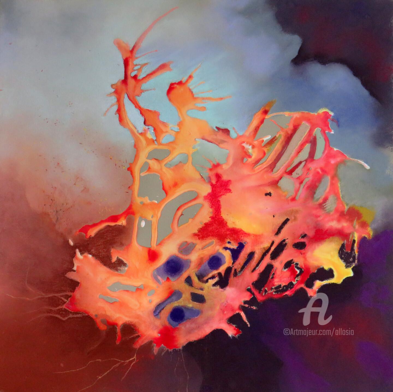 Claudette Allosio - Fantaisie de corail.jpg