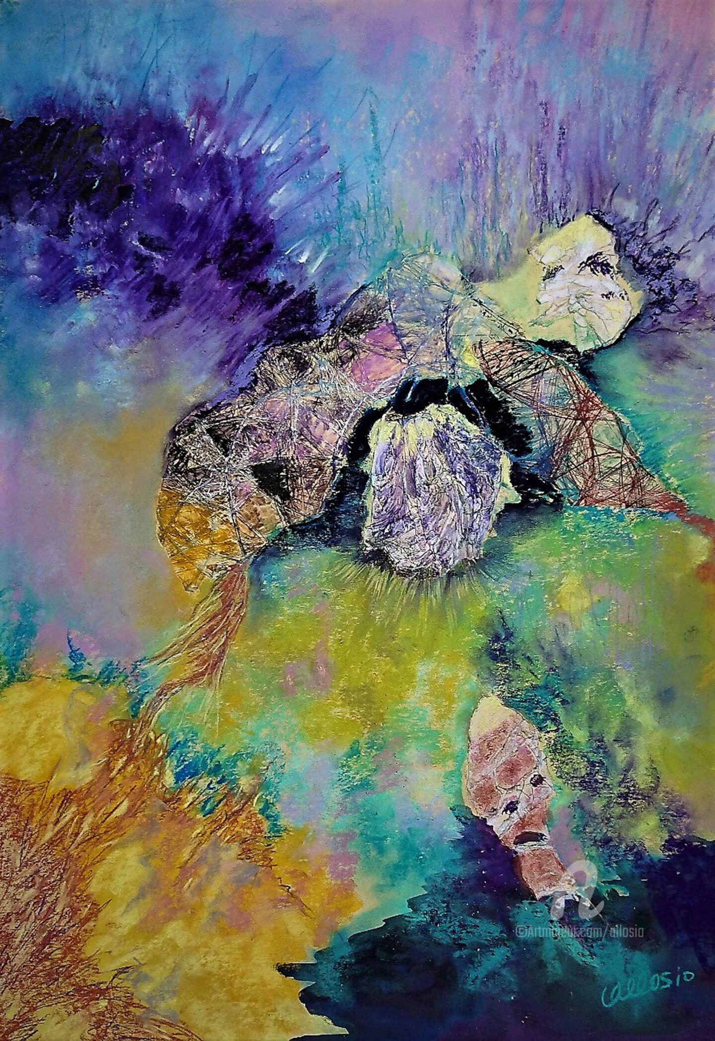 Claudette Allosio - Mystère en forêt