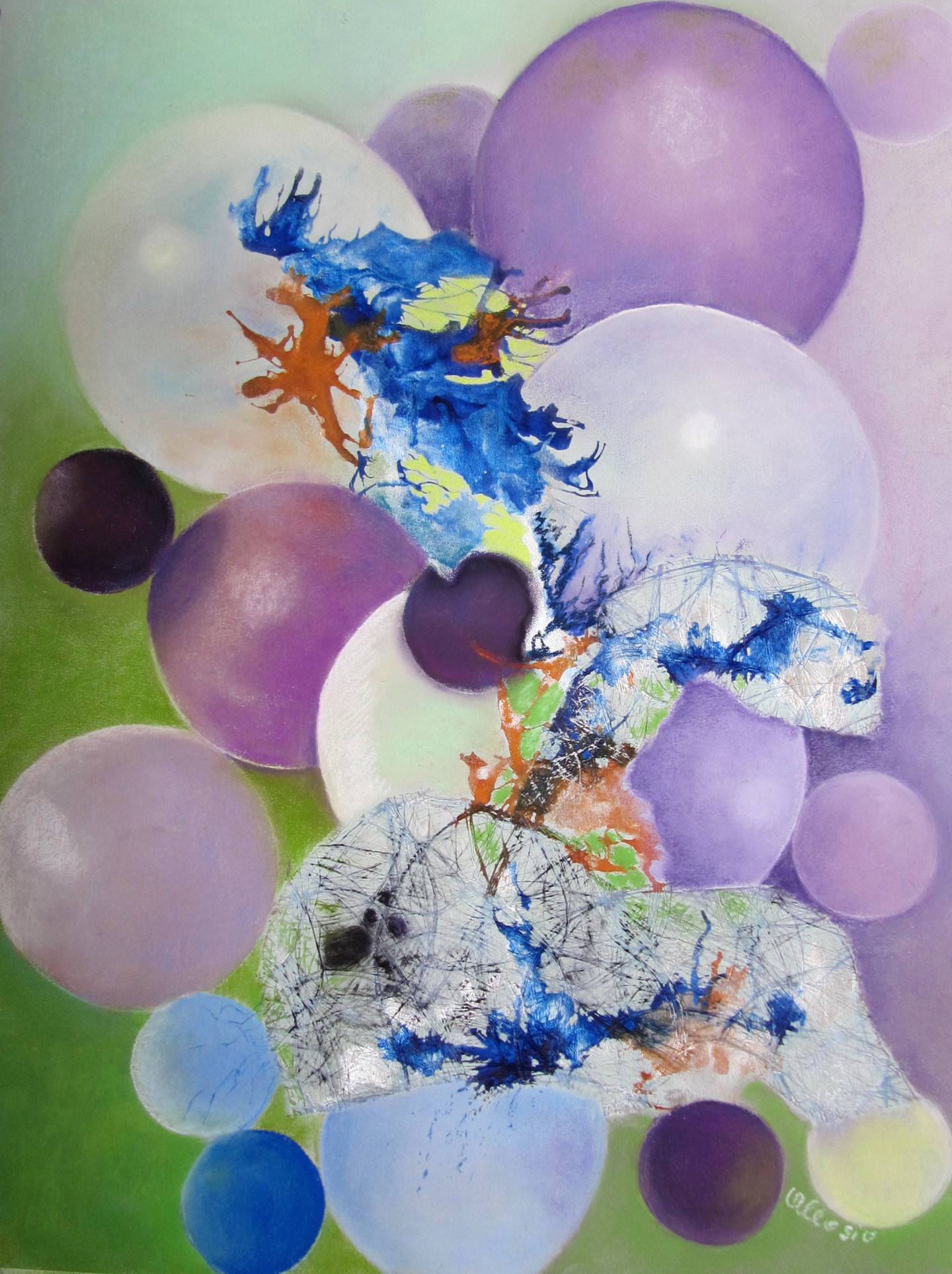 Claudette Allosio - Sortir de sa bulle