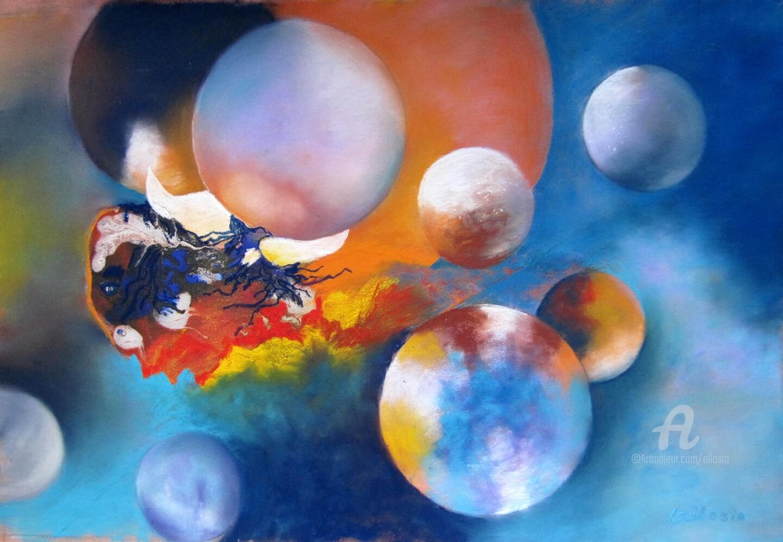 Claudette Allosio - Destructeur planétaire