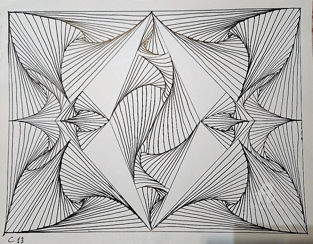 Claudette Allosio - Spirale C13