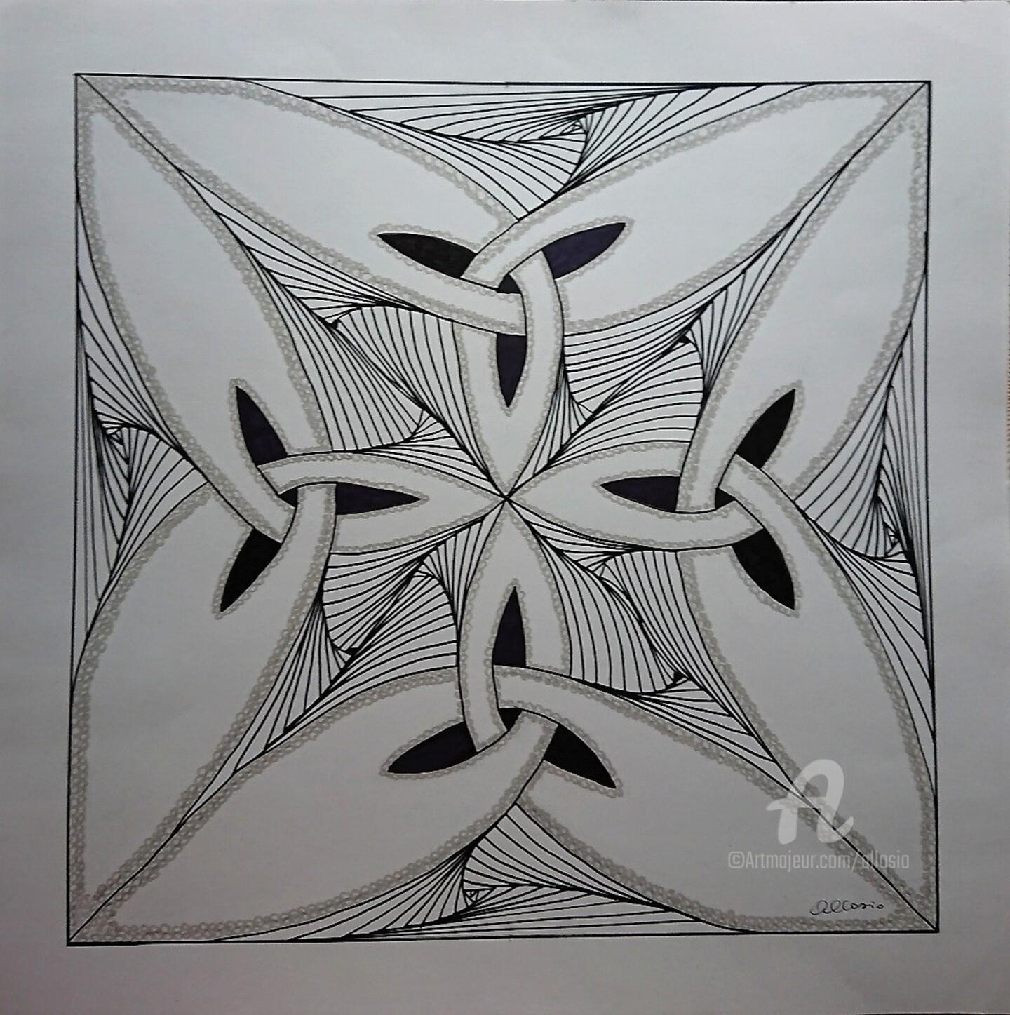 Claudette Allosio - C62-les 4 noeuds