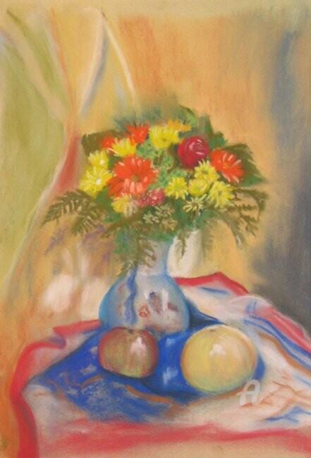 Claudette Allosio - le bouquet de laure