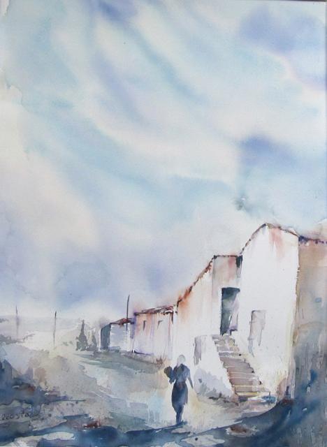 Claudette Allosio - La rue