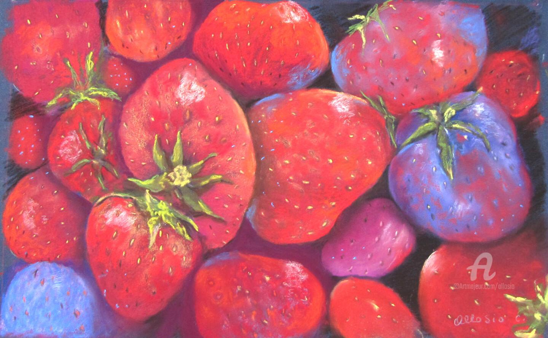 Claudette Allosio - délire.... de fraises