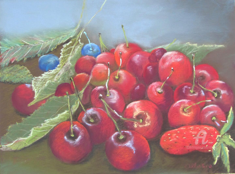 Claudette Allosio - Fruits de Mai