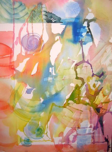 Claudette Allosio - abstrait2