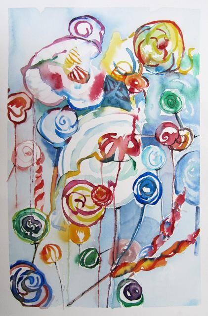Claudette Allosio - Lacher de ... bonbons