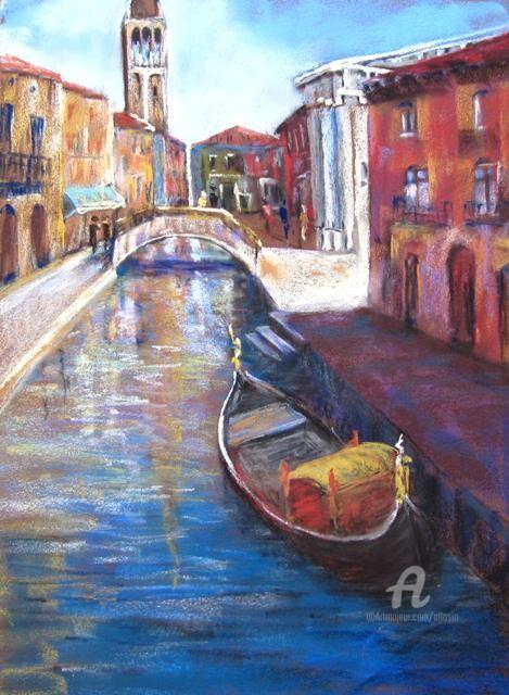 Claudette Allosio - un rio venitien