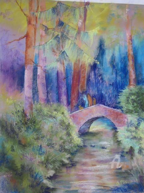 Claudette Allosio - Le pont rose