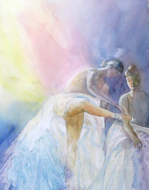 Claudette Allosio - danseuses 2