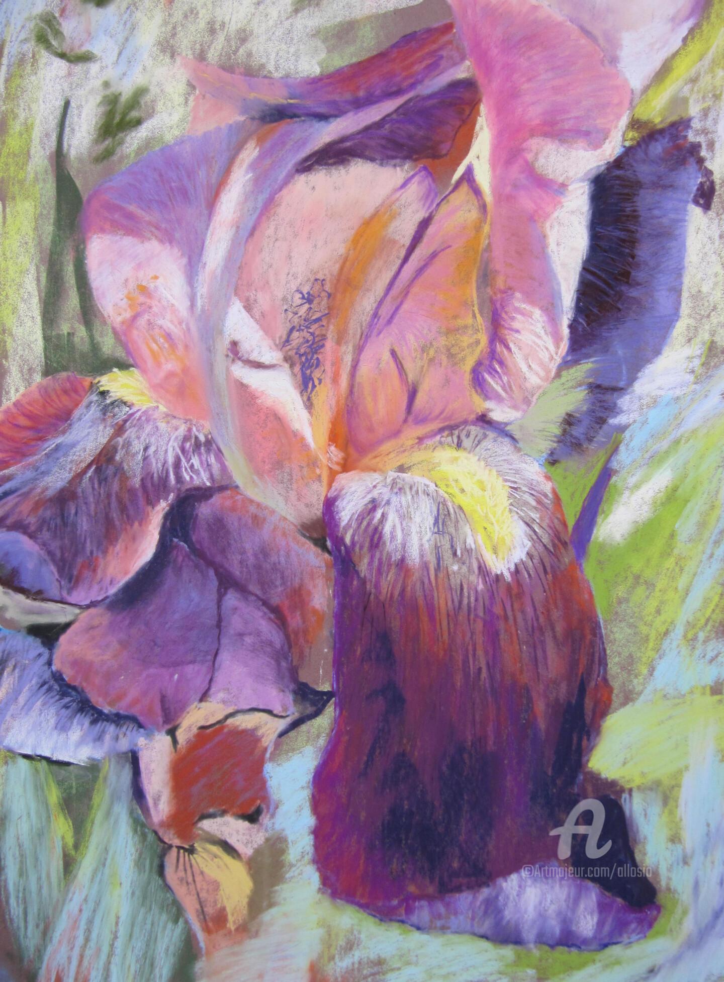 Claudette Allosio - Iris le clown