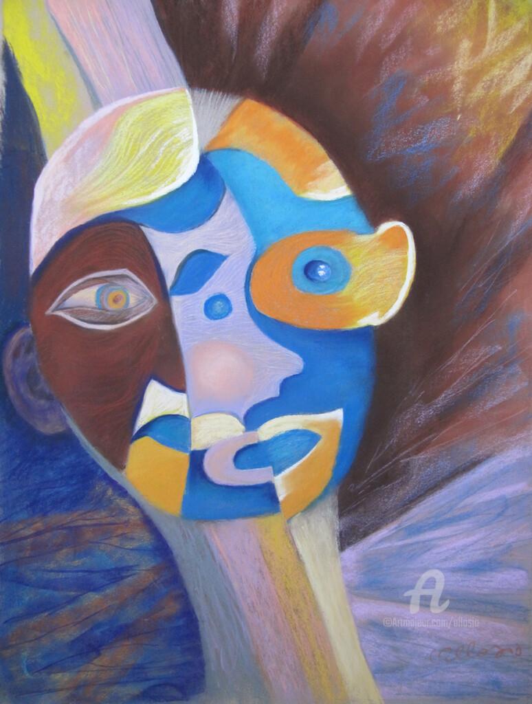Claudette Allosio - le portrait composé