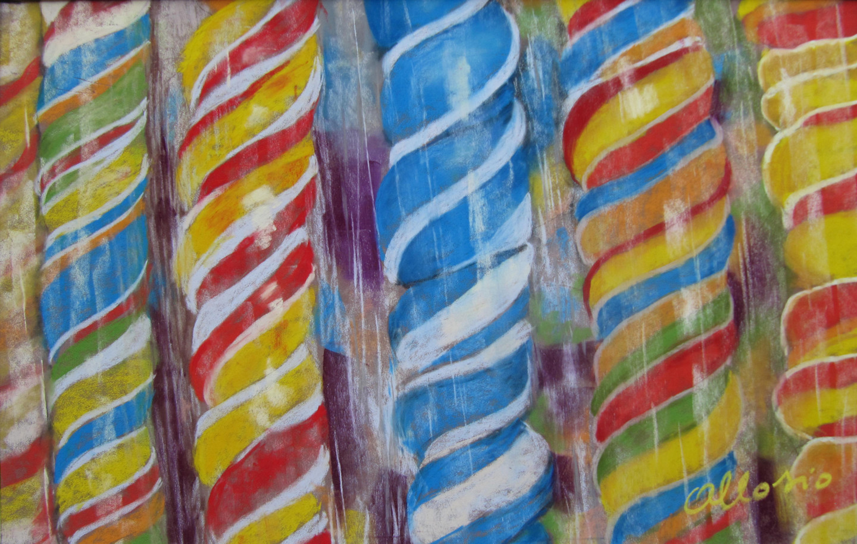 Claudette Allosio - bonbons-sous-cellophane.jpg