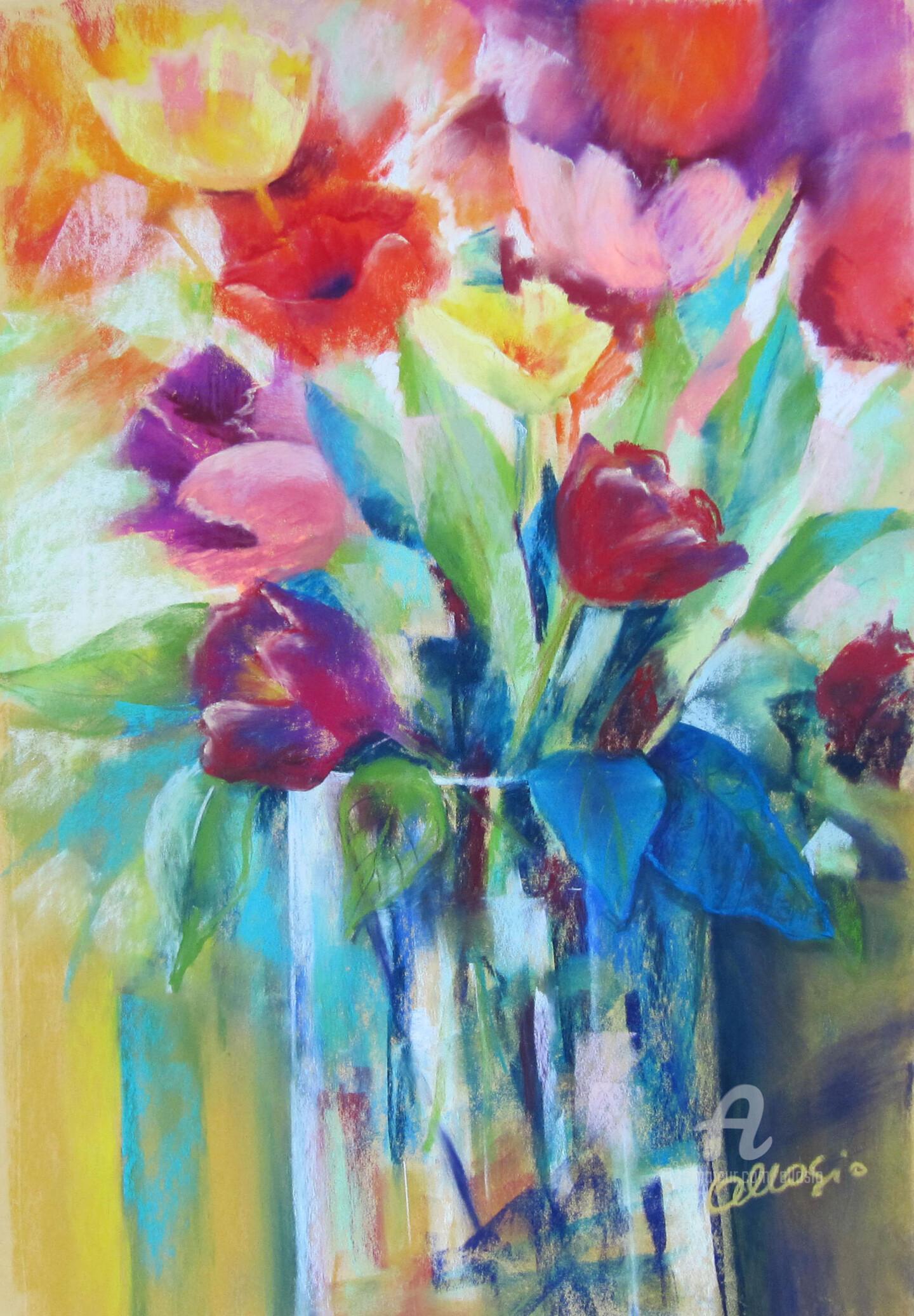 Claudette Allosio - Bouquet2