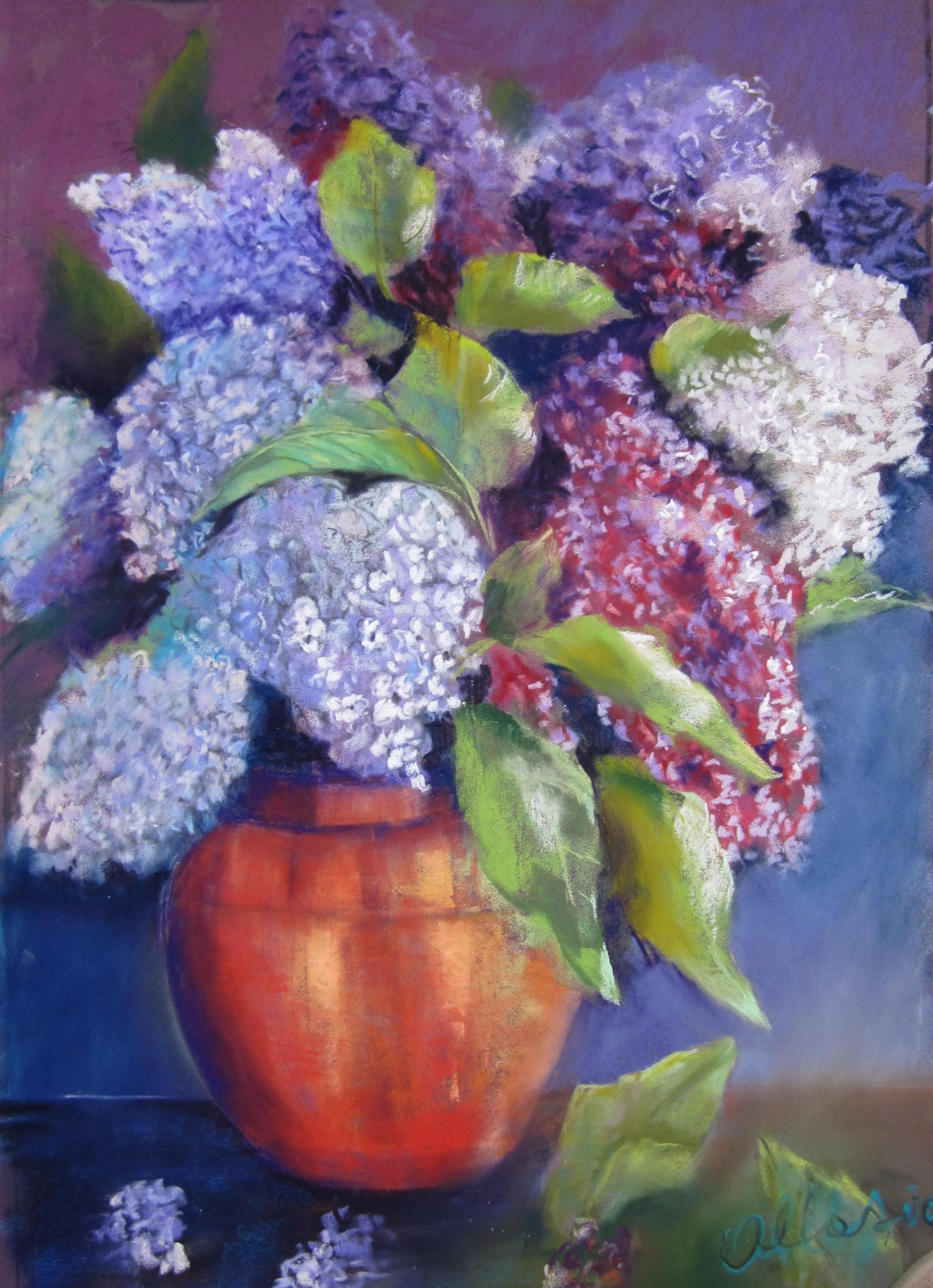 Claudette Allosio - Envie de lilas.jpg