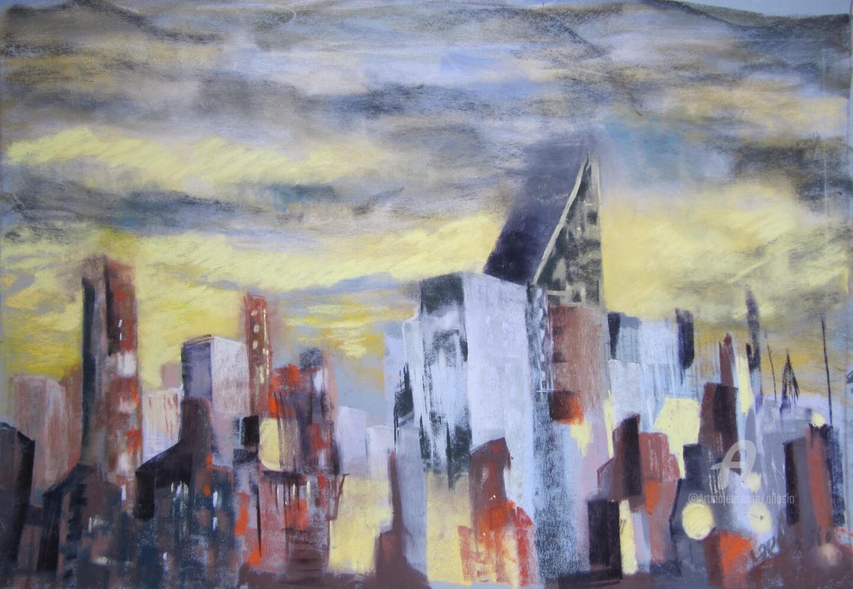 Claudette Allosio - Jour de pollution urbaine.jpg
