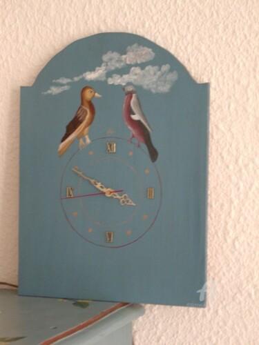 pendule oiseaux