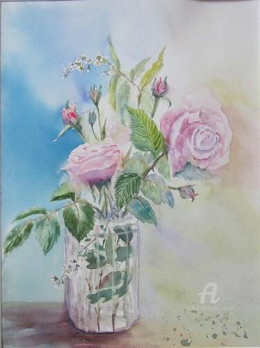 fraicheur de roses