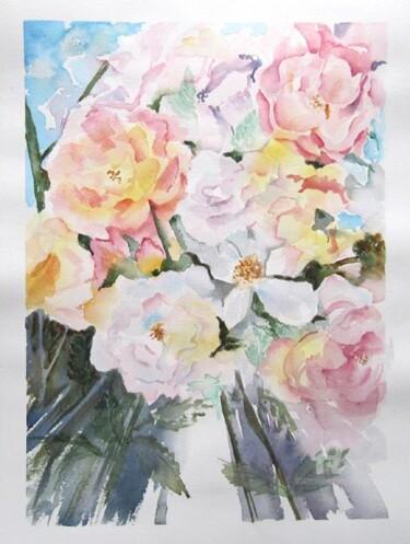 roses vanille-framboise
