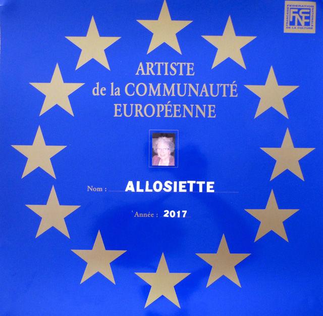 titre d'European Art Group