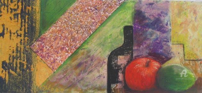 Claudette Allosio - citron pomme