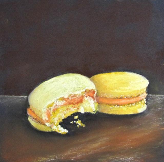 Claudette Allosio - Macarons délicieux !