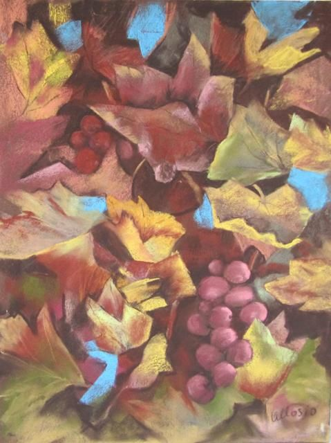 Claudette Allosio - Vendanges tardives2