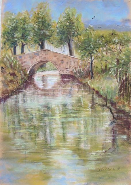 Claudette Allosio - Sur le pont ...