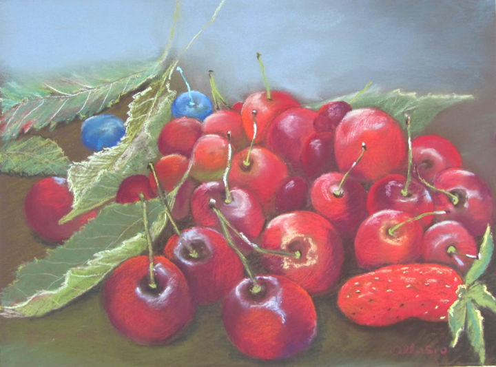 Claudette Allosio - Fruits de Mai