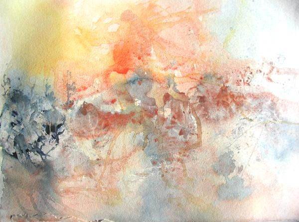 Claudette Allosio - abstrait1