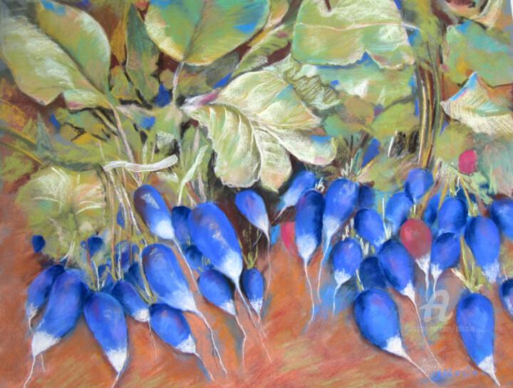 Claudette Allosio - Les radis bleus