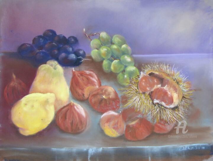 Claudette Allosio - Fruits d'automne